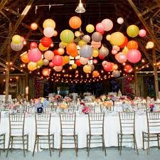 Hanging Paper Lanterns  Weddings Style And Decor Do It Yourself Paper Lanterns Wedding