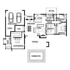amazing standard 4 bedroom house plans 10 small single indian style