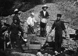 Image result for California Gold Rush