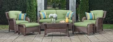 Patio Conversation Seating Sets La Z Boy Outdoor Furniture