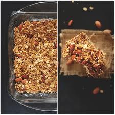 5 ing granola bars minimalist baker minimalistbaker