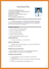 Resume Format Word 11 Mba Marketing Fresher Resume Sample Doc 1 Career  Pinterest