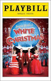 white christmas broadway