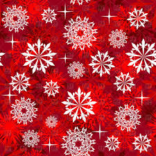 red snowflake background. Contemporary Snowflake Seamless Red Background With Snowflakes Vector Image U2013 Artwork Of  Backgrounds Textures Abstract Click To Zoom Intended Red Snowflake Background