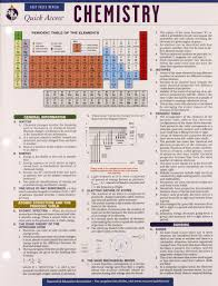 Chemistry Wall Charts Chemistry Quick Access Amazon Co Uk Research And