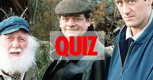 only fools and horses quiz test your sitcom knowledge about trotter trivia as david beckham stars in sport relief sketch mirror