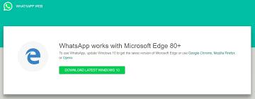 legacy microsoft edge browser