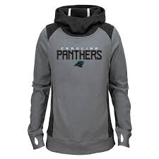 Official Shop Funnel Hoodie Girls Youth Carolina Panthers