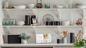 how to put up a shelf with brackets