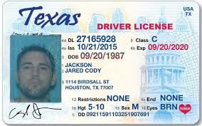 Latter Texas Fake Example Template Id