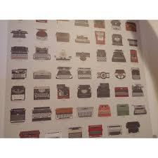Pop Chart Reviews Typewriter Art Print Poster A Visual Compendium Of
