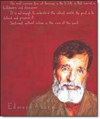 jing reed s musings from thailand edward paul abbey paul edward abbey