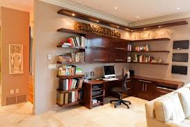 office shelving ideas. 20 Great Home Office Shelving Design And Decor Ideas W