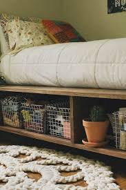 these diy projects for bedroom storage are perfect to organize everything in your bedroom and even