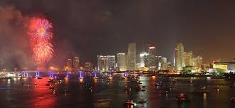 Where to Watch Fourth of July 2016 Fireworks in Miami | Miami New ...