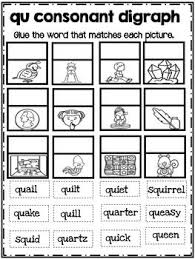Get free phonics worksheets for kindergarten. Pin On Digraphs