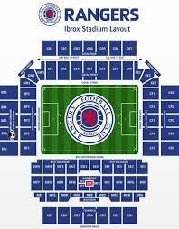 Seating Chart New Rangers Stadium Yankee Stadium Seating