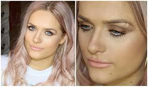 modern 70 s vibe makeup tutorial brown and golden metallic bronze you