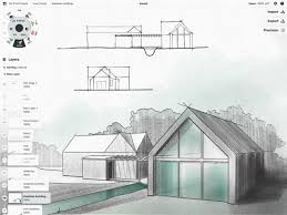 Architectural design drawing Easy Concepts On The App Store Itunes Apple Concepts On The App Store