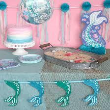 mermaid party ideas mermaid party party