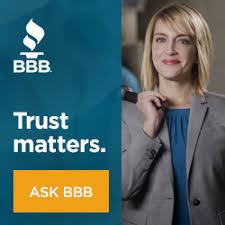 Image result for Poor BBB (Better Business Bureau) rating