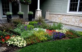 Small Picture Garden Design Garden Design with front yard flower bed designs