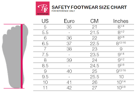 Measurement Guide P F Workwear And Work Boots Online Store