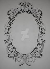 Filigree Frame Request by KrisHanson on DeviantArt