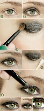 smokey eye make up tutorials 1