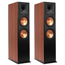 klipsch old speakers. klipsch rp-280f reference premiere floorstanding speaker with dual 8 inch cerametallic cone woofers ( old speakers