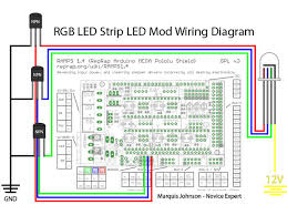 3d printer rgb led feedback 10 steps (with pictures) Heat Strip Wiring Diagram step 4 wiring installing nordyne heat strip wiring diagram