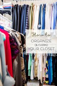 how to organize your closet your ultimate guide