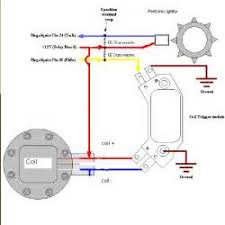 gm hei ignition wiring diagram images here are two versions of gm hei coil wiring circuit and schematic wiring diagrams