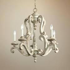 white wood chandelier distressed wood chandelier chandeliers white metal lantern style