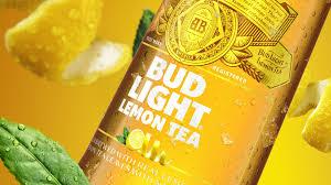 Bud Light Lemon Tea Ingredients Anheuser Busch Inbev Releases Bud Light Lemon Tea Brewbound