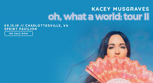 Kacey Musgraves Sold Out Sprint Pavilion