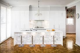 Modern White Kitchen White Modern Kitchen Kitchen Ideas