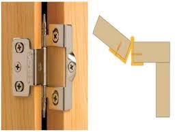hidden door hinge system. duty cabinet hinges hidden door plans for doors kitchen change to full size hinge system l