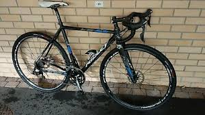 Ridley Orion Size Chart Ridley X Ride 105 Disc 20 Cx Bike Medium 22spd Carbon Fork