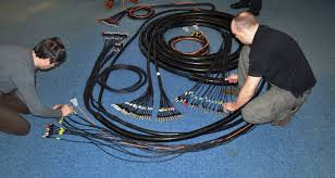 phoenix build their largest ever wiring loom for formula 1 building the superloom
