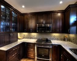 dark wood kitchen cabinets. Perfect Dark Awesome Dark Cherry Kitchen Cabinets Aristokraft Cabinetry In  Wood