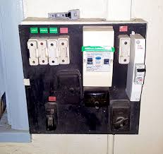 electrical repairs, electrical upgrades bcs electrical fuse box to circuit breaker upgrade if your fuse box looks like this it's probably time to consider an upgrade