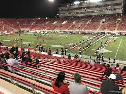 Sam Boyd Stadium Virtual Seating Chart Sam Boyd Stadium Section 104 Rateyourseats Com