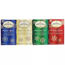 Twinings Black <b>Tea Seasonal Variety</b> Pack