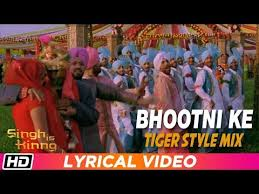 bhootni ke singh is kinng song