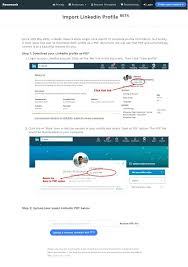 How To Upload Resume On Linkedin Inspiration How To Update Resume On Linkedin Amazing How To Upload A Resume