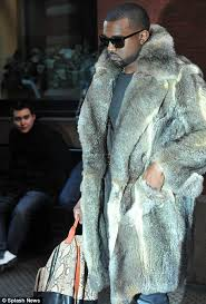 where d you get that coat kanye s fur looks like it cost a