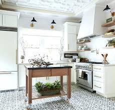 modern white tile floor. Black And White Tile Floor Kitchen Full Size Of . Modern