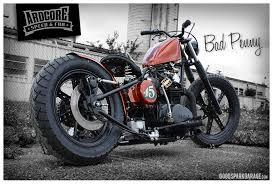 bad penny xs650 bobber by ardcore choppers
