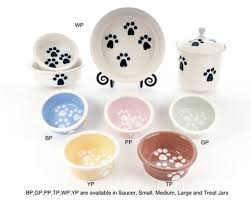 alternative views large ceramic dog bowls38